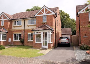 Thumbnail Semi-detached house for sale in Stag Way, Funtley, Fareham