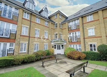 Thumbnail 1 bed flat for sale in Whitakers Lodge, Enfield