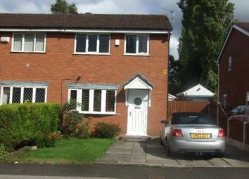 Thumbnail 3 bedroom semi-detached house to rent in Capenhurst Close, Manchester