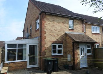 Thumbnail End terrace house for sale in Win Green View, Shaftesbury