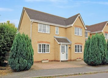 Thumbnail 5 bed detached house for sale in Whitegate Close, Swavesey, Cambridge