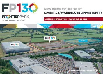Thumbnail Industrial to let in Fp130 Frontier Park, M40, Banbury, Oxfordshire