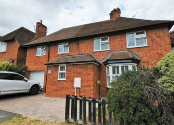 Thumbnail 4 bed end terrace house to rent in Vicarage Road, Henley-On-Thames