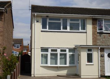 Thumbnail 3 bed end terrace house for sale in Queen Elizabeth Drive, Corringham, Stanford Le Hope, Essex