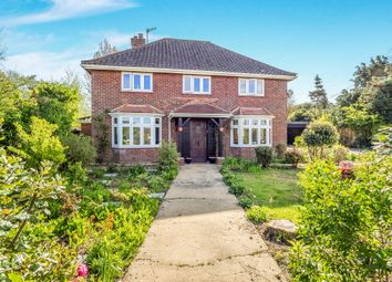 Thumbnail 4 bed detached house for sale in Broomhill, East Runton, Cromer