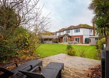 5 bed detached house for sale in Longtye Drive, Chestfield, Whitstable CT5