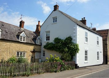 Thumbnail 4 bed link-detached house for sale in High Street, Turvey