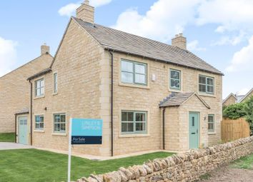 Thumbnail 4 bed detached house for sale in 2 Nidderdale Hill View, Darley