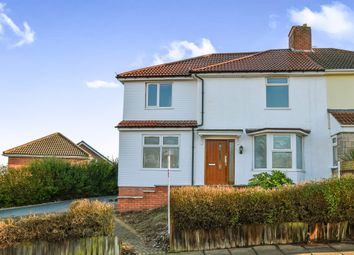 Thumbnail 4 bed semi-detached house for sale in Broomhill Road, Perry Common, Birmingham
