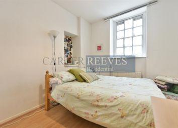 Thumbnail 3 bed block of flats to rent in Portpool Lane, London