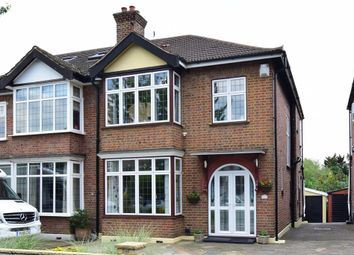 Thumbnail 3 bed semi-detached house for sale in D'arcy Road, Sutton, Surrey