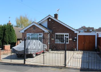 Thumbnail 3 bed detached bungalow for sale in Norman Drive, Eastwood