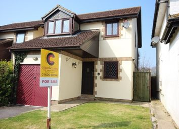 Thumbnail 4 bedroom detached house for sale in Higher Sandygate, Newton Abbot
