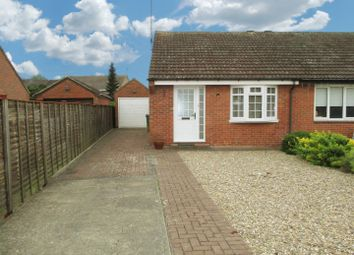 Thumbnail 2 bed semi-detached bungalow for sale in Nursery Hollow, Glen Parva, Leicester