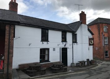 Thumbnail Pub/bar for sale in Parsons Bank, Powys: Llanfair Caereinion