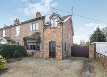 Thumbnail 4 bedroom end terrace house for sale in New Lane, Huntington, York