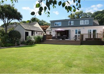 Thumbnail 4 bed detached house for sale in Dilly Lane, Barton On Sea