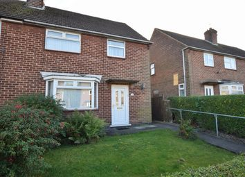 Thumbnail 2 bed semi-detached house for sale in Arthur Street, Alfreton, Derbyshire