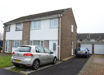 Thumbnail 3 bed semi-detached house for sale in Chestnut Way, Gillingham