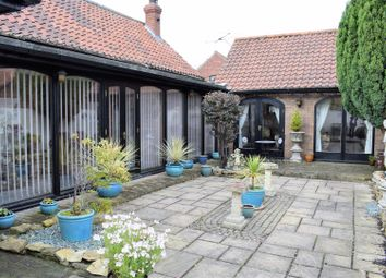 Thumbnail 3 bed bungalow for sale in Church Lane, Appleby, Scunthorpe