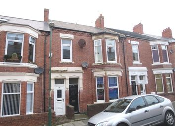 Thumbnail 3 bed flat for sale in Candlish Street, South Shields