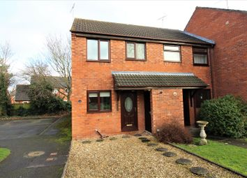 Thumbnail 2 bed end terrace house to rent in Llys Derwen, Higher Kinnerton, Chester
