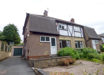 Thumbnail 3 bed semi-detached house for sale in Gledholt Road, Huddersfield