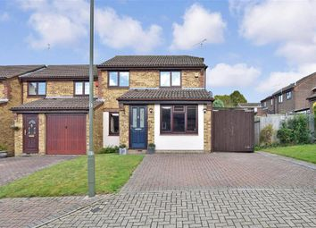 Thumbnail 3 bed end terrace house for sale in Tulyar Close, Tadworth, Surrey