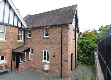 Thumbnail 2 bed semi-detached house for sale in Greenbank Cottage, 26c Priory Road, Malvern