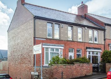 Thumbnail 3 bed terraced house for sale in Whickham Bank, Whickham, Newcastle Upon Tyne