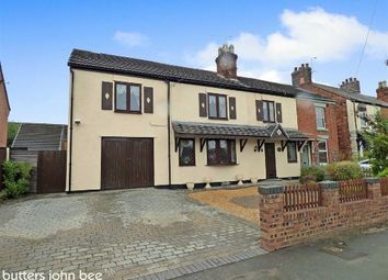 Thumbnail 5 bedroom semi-detached house for sale in Sydney Road, Crewe