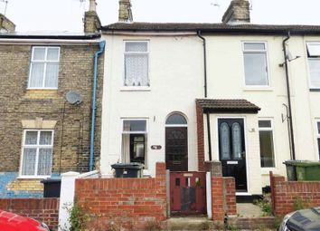 Thumbnail 2 bedroom terraced house for sale in Alpha Road, Great Yarmouth
