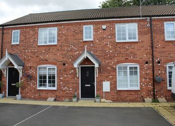 Thumbnail 3 bed terraced house for sale in Turnpike, Moulton, Northampton