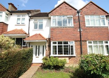 Thumbnail 3 bed terraced house for sale in Yew Tree Gardens, Epsom
