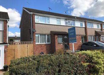Thumbnail 3 bed end terrace house for sale in Farm View, Taunton