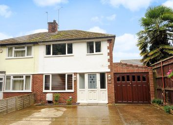 Thumbnail 3 bed semi-detached house to rent in Grimsbury Green, Banbury, Oxon