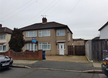 Thumbnail 3 bed semi-detached house to rent in Holyrood Avenue, Harrow