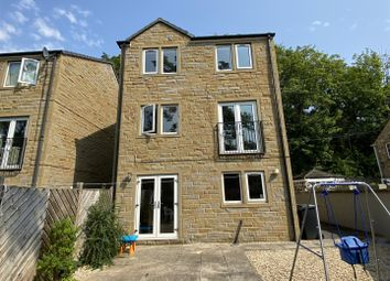 Thumbnail 4 bed detached house for sale in Spa Bottom, Fenay Bridge, Huddersfield