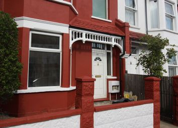 Thumbnail 3 bed property to rent in Seely Road, London
