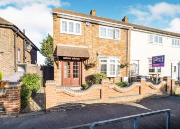 Thumbnail 3 bed end terrace house for sale in Romford Road, South Ockendon