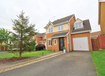 Thumbnail 4 bed detached house for sale in Nolan Close, Ash Green, Coventry, West Midlands