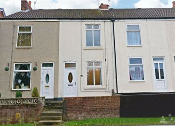 Thumbnail 2 bed terraced house for sale in John Street, Brimington, Chesterfield, Derbyshire