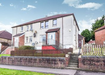 Thumbnail 1 bed flat for sale in Western Road, Kilmarnock