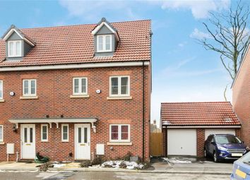 Thumbnail 4 bed semi-detached house for sale in Buxton Way, Royal Wootton Bassett, Wiltshire