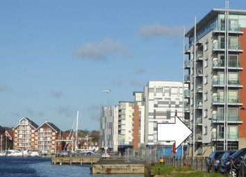 Thumbnail 2 bed flat to rent in Anchor Street, Waterfront, Ipswich