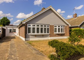 Thumbnail 4 bedroom detached bungalow for sale in Broadclyst Gardens, Thorpe Bay