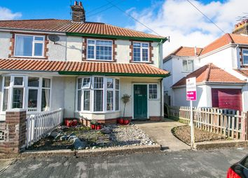 Thumbnail 3 bed semi-detached house for sale in Looe Road, Old Felixstowe, Felixstowe