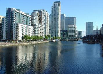 Thumbnail 2 bed flat to rent in Millharbour, South Quay