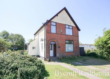 Thumbnail 4 bed detached house for sale in South Road, Hemsby, Great Yarmouth