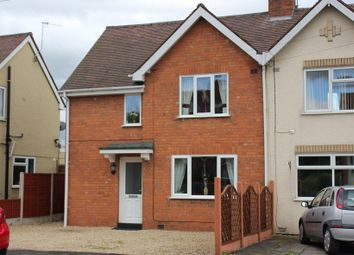 Thumbnail 3 bed semi-detached house to rent in Cobnall Road, Catshill, Bromsgrove, Worcs